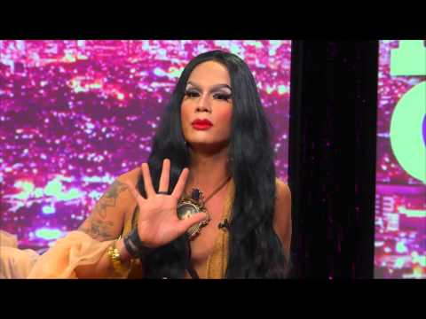 RuPaul's Drag Race Star Raja on Hey Qween with Jonny McGovern