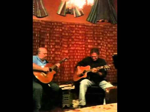 Audie Wykle, Dean Inboden and Nick Weiland play Old Man River