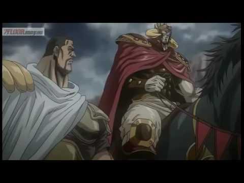 Кулак северной звезды легенда токи мультфильм 2008 актеры