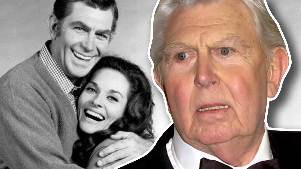 The Truth About Andy Griffith's Broken Marriages