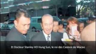 Vidéo de présentation des deux restaurants chinois Passy Mandarin