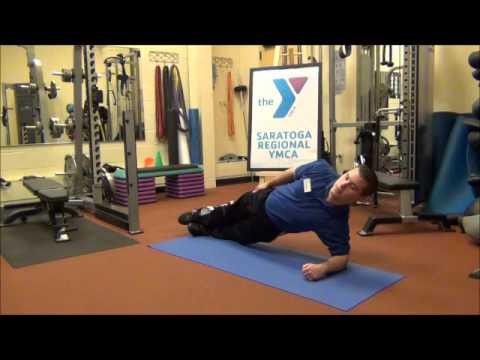 Saratoga Regional YMCA Fitness Fact - Week 10 with Dan