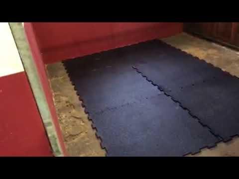 tapis caoutchouc pour boxes chevaux 0235905417