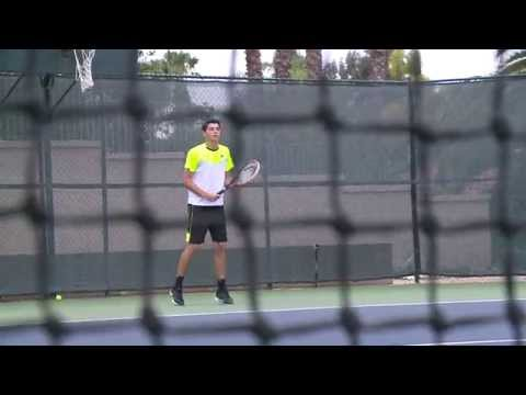 Jr. Tennis Champion Taylor Fritz