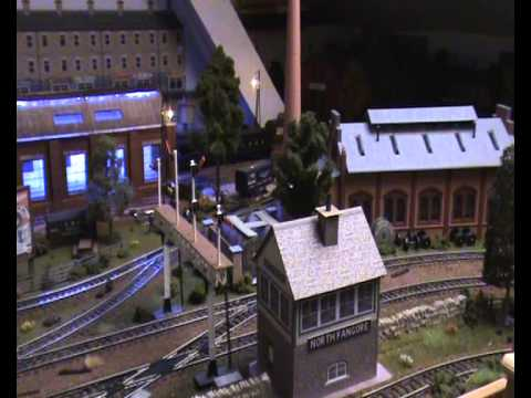 Wordsworth Model Railway 116 – Track Cleaning