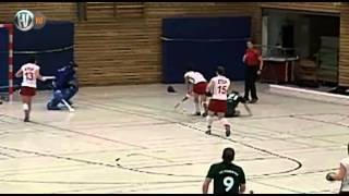 1.Hallehockey-Bundesliga Damen HCE 99 vs. ETUF 7:3 28.11.2009