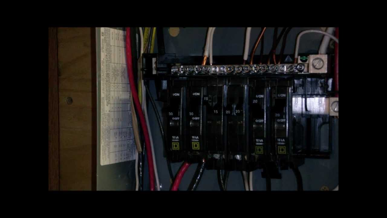 How To Change A Circuit Breaker With Pictures Wikihow