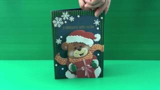 Christmas Pop Up Cards Part 2