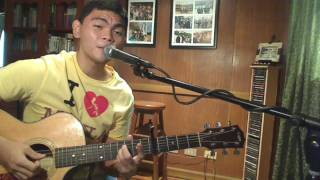 Neyo Go On Girl Acoustic Cover   Cris Jacoba Manila Philippines