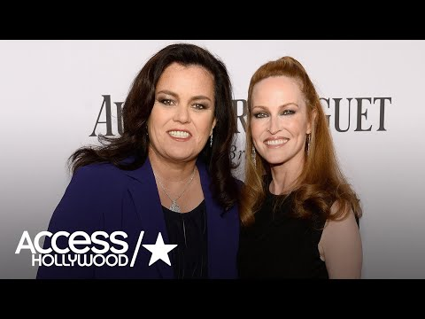 Rosie O'Donnell's Ex-Wife Michelle Rounds Has Died Of Apparent Suicide