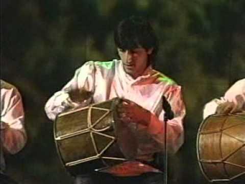Ансамбль Ловзар ритмы гор(барабаны)