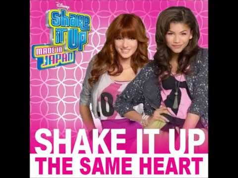 Shake it Up - The Same Heart [HD] (chanson entière - full song)