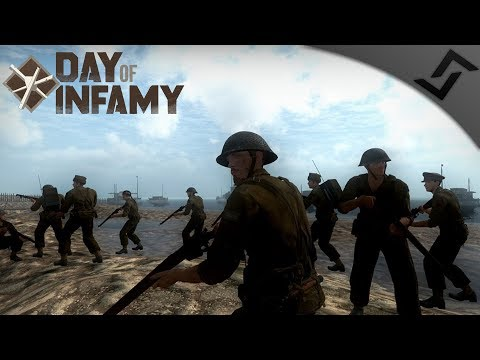 Reverse D-Day & History Lesson - Day of Infamy - Dunkirk Update w/ New Maps