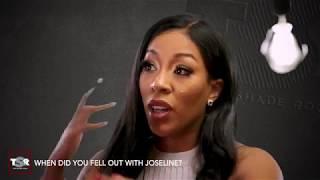 The Interrogation Room: K. Michelle Spills Nicki Minaj, Joseline Tea & MORE