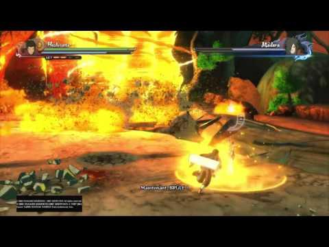 Madara vs hashirame VF #1