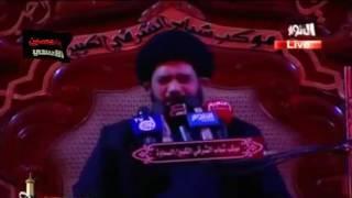 نعي حال زينب ليلة 11محرم - السيد محمد الصافي ج1