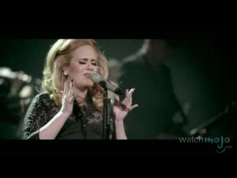 Adele Biography Of Hello And Rolling In The Deep British Singer