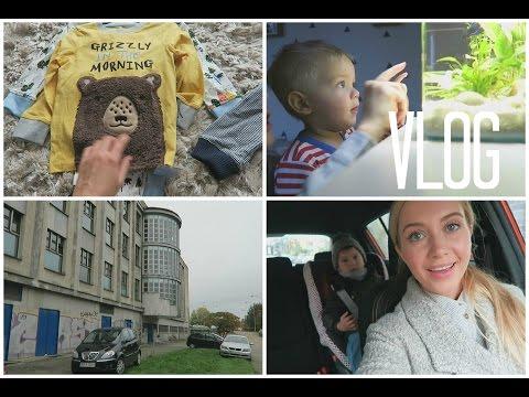 ВЛОГ: НАСТОЯЩАЯ жизнь блогера . Детская больница в Польше, одежда, детские занятия