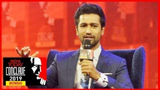 How's The Josh? Vicky Kaushal Opens Up About Drugs, Nationalism & Fellow Actors | #ConclaveMumbai19