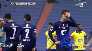 vuclip ملخص مباراة الهلال و النصر0-2   في نصف نهائي  كأس ولي العهد 26\12\2016