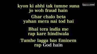 Swag mera desi lyrics Manj and Raftaar