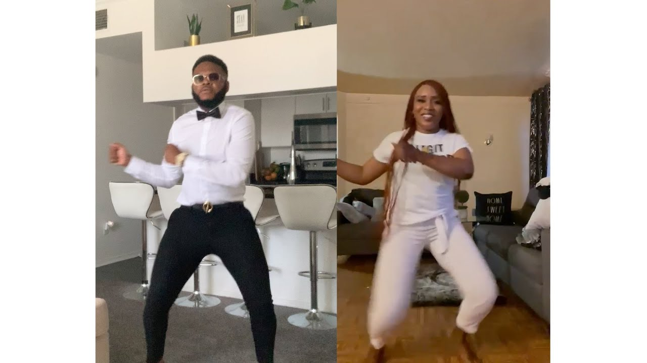 #MABECHALLENGE From Guinea (Rate her dance out of 10)