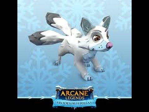 Arcane Legends - Opening + Preview Of The New Winter Pets (with Audio Comments) [Winter Event 2015]