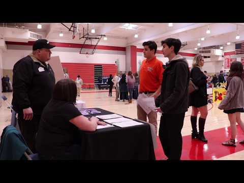 Cherokee's 2018 Job Fair Newspack