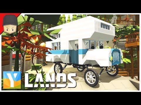 YLANDS - RV & Truck! : Ep.36 (Survival/Crafting/Exploration/Sandbox Game)