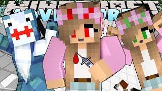 Minecraft - Little Kelly Adventures : EVIL KELLY CLONES SHARKY!