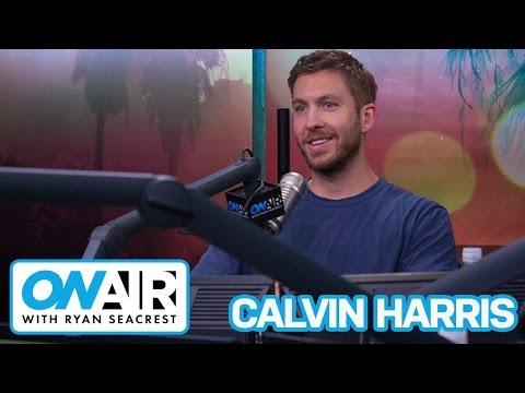 Calvin Harris Talks New Music | On Air with Ryan Seacrest