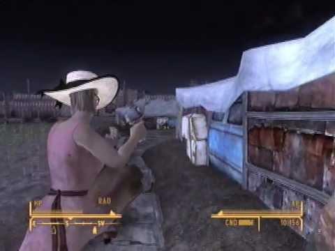 Let's Play Fallout New Vegas| Part 33: Camp Mc Carran