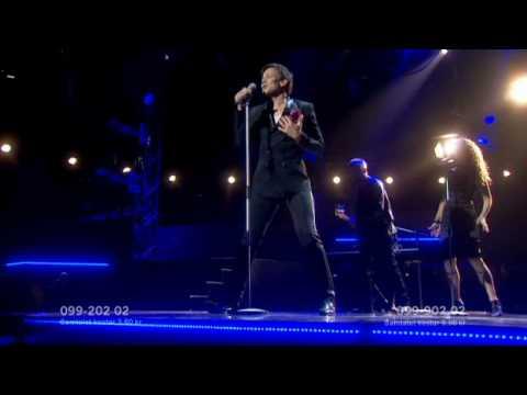 Melodifestivalen 2010 · Semifinal 2 · 02 Johannes Bah Kuhnke  Tonight