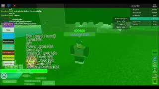 Roblox PF:IB Finding hackers:FINDING A HACKER THAT KILLS US ALL