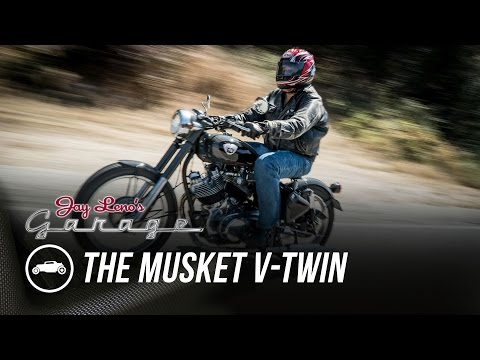 The Musket V-Twin - Jay Leno's Garage
