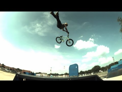 Allen Adams BMX 600fps slow motion