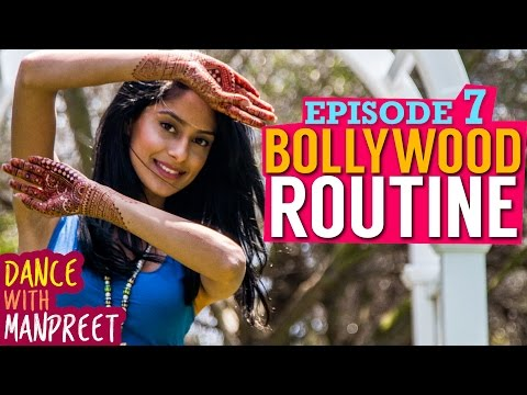 Dance With Manpreet | Episode 7 | Learn a BOLLYWOOD ROUTINE