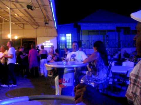 Karaoke in St Lawrence Gap, Barbados