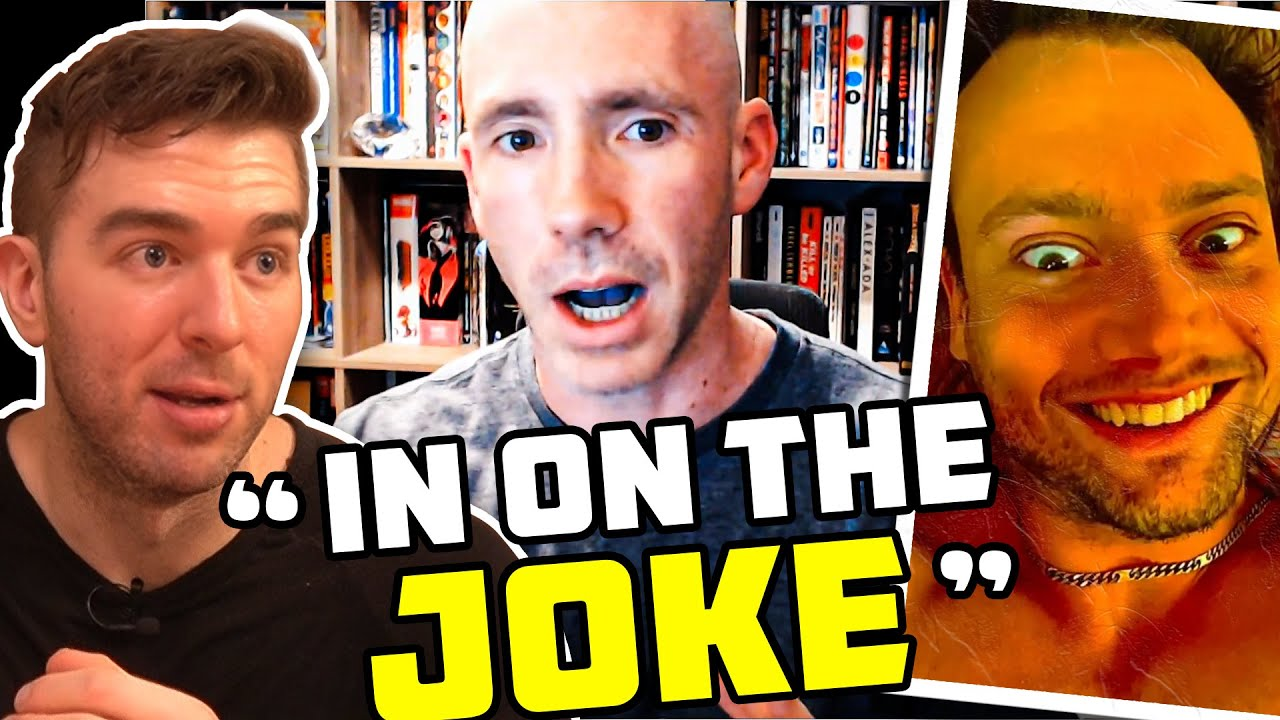 "I'm ""In On The Joke"""