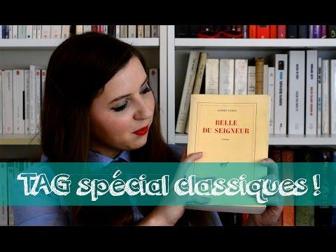BOOK TAG spécial Classiques ! 📚