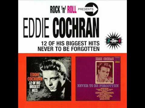 eddy cochran - three steps to heaven.wmv