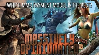 Which MMO payment model is the best? | Massively Opinionated Ep11