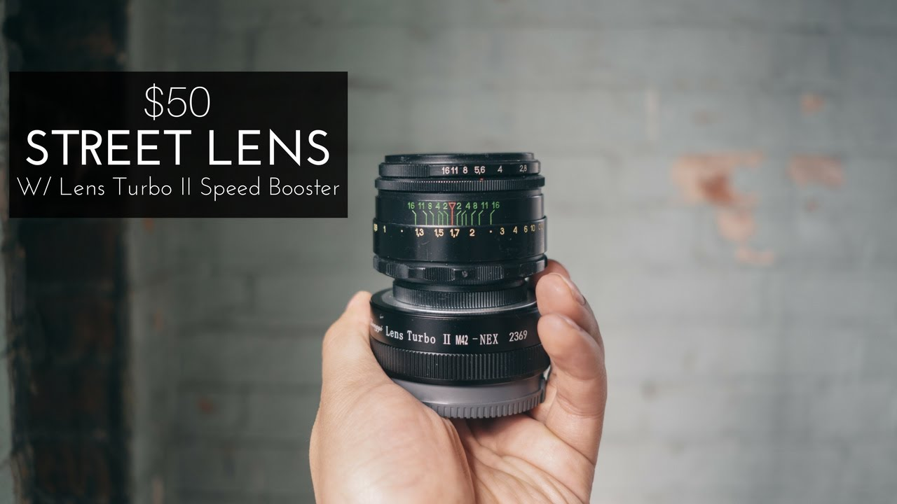 Street Photography With The Helios 44 2 Sony A6300
