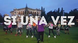 SI UNA VEZ (Beast Mix) by Play N Skillz | Reggaeton | Zumba | Kramer Pastrana