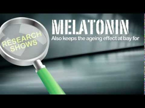 3 Reasons Melatonin Attacks The Aging Of Your Body - Melatonin