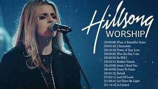 Hillsong Worship Best Praise Songs Collection 2020 -  Gospel Christian Songs Of Hillsong Worship