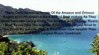 The True History Of The Garifuna People