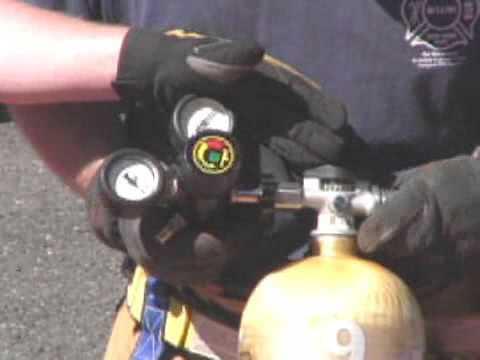 High Pressure Airbag System Set up