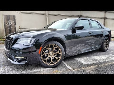 2017 Chrysler 300S Alloy Edition First Person In-Depth Revie