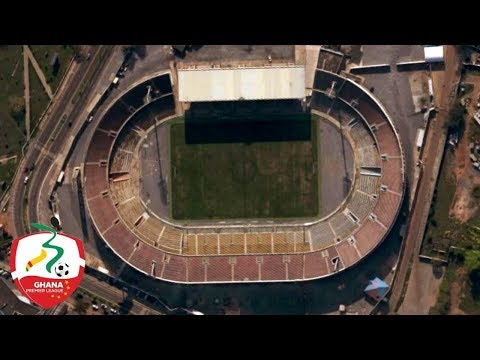 Ghana Premier League Stadiums 2018